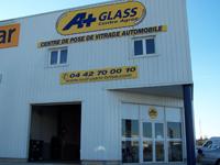 Centre A+GLASS - AUBAGNE (13400)