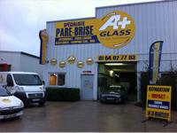 Centre  A+GLASS - MARNE LA VALLEE