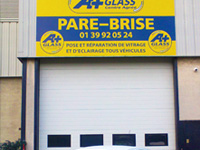 Centre A+GLASS - GARGES LES GONESSE (95140)