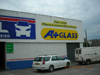 Centre A+GLASS - SAINT QUENTIN (02100)